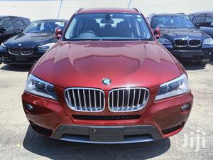 BMW X3 2015 Red   Cars for sale in Mombasa, Mombasa CBD