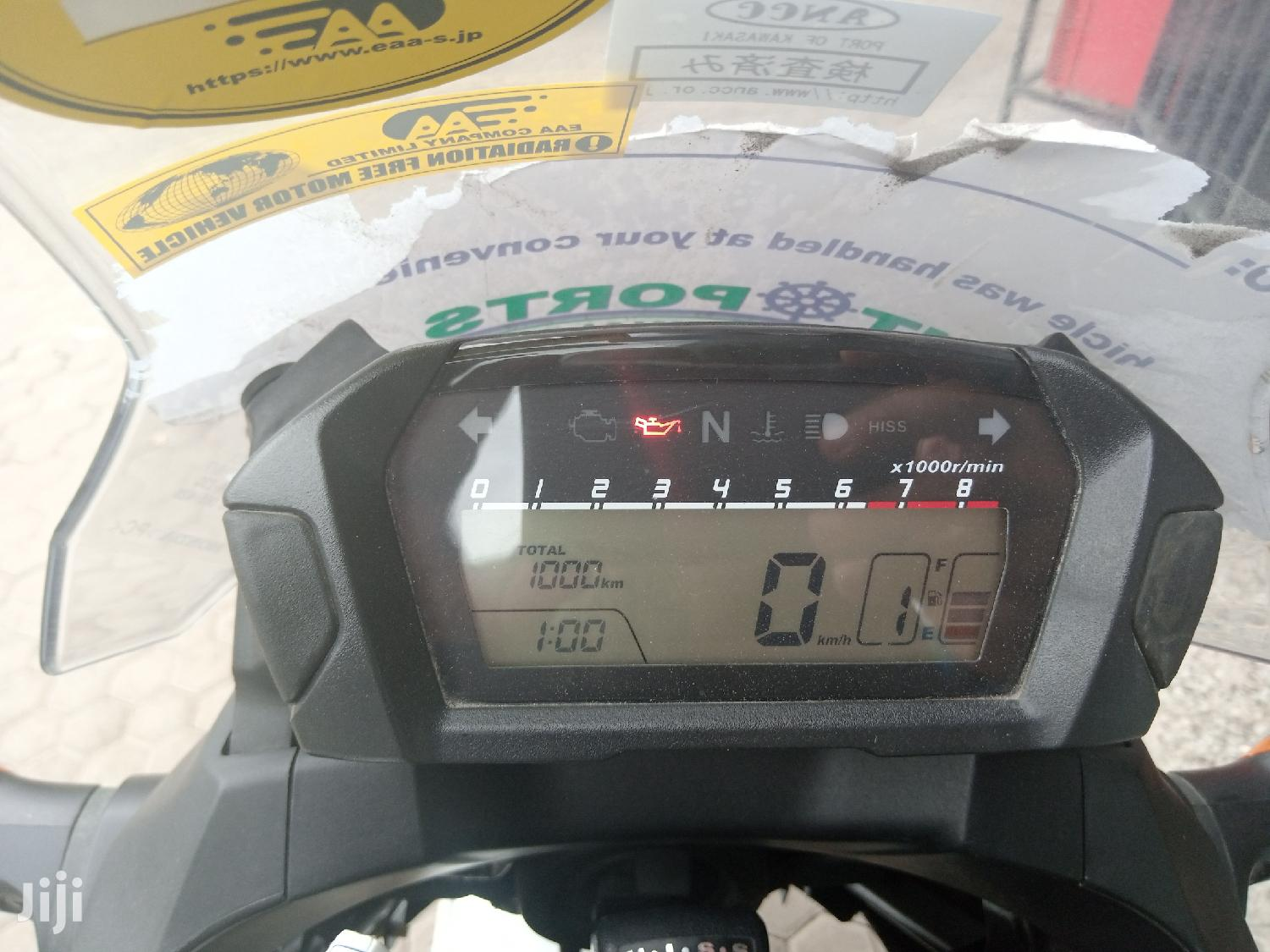 Honda 2014 White   Motorcycles & Scooters for sale in South C, Nairobi, Kenya