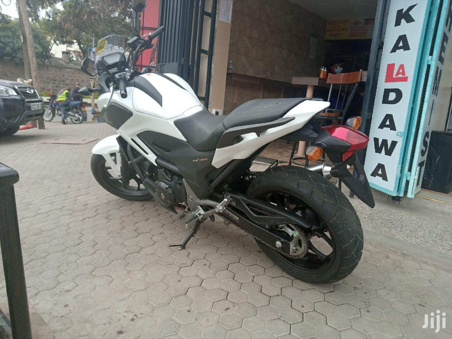 Honda 2014 White | Motorcycles & Scooters for sale in South C, Nairobi, Kenya