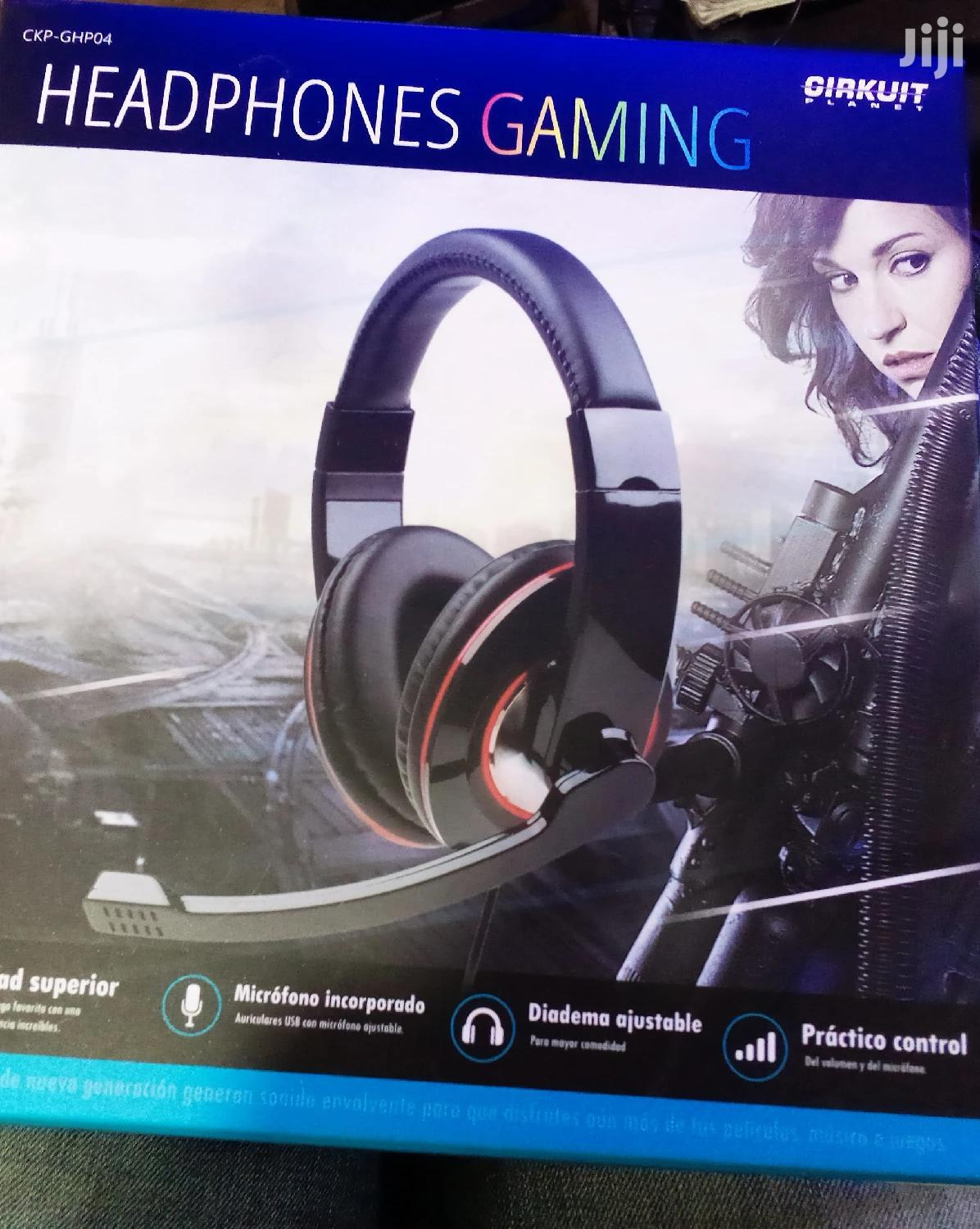 Headphones Wired Gaming