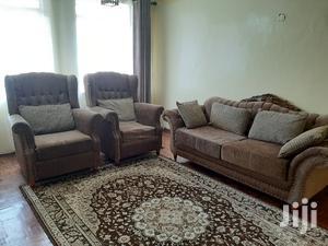 Five Seater Sofa Set