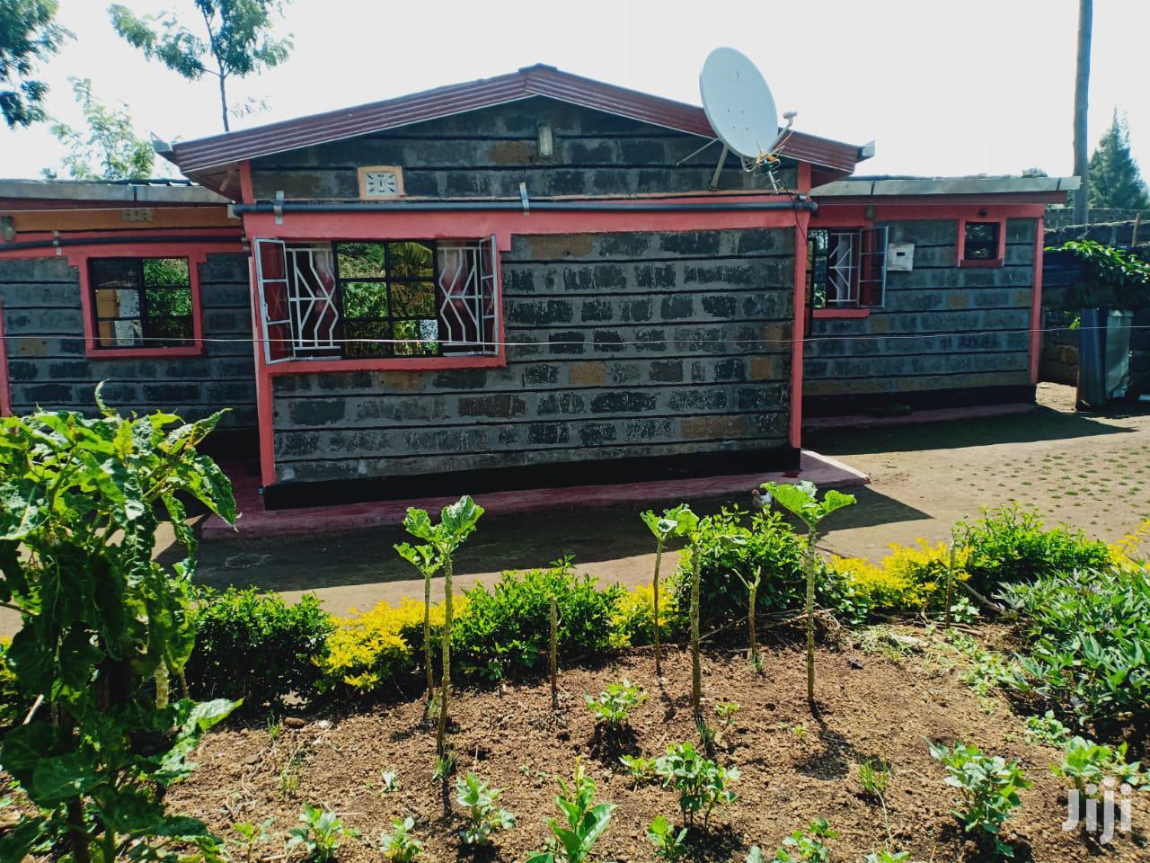 2 Bedroom House On Sale In Maili Tisa Bahati In Nakuru