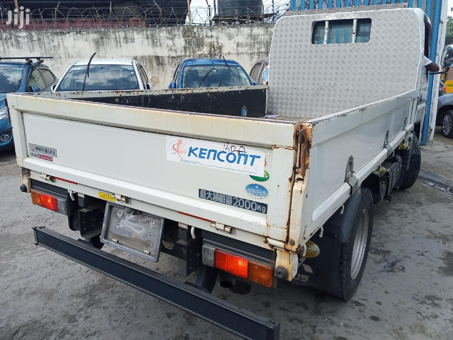 Mitsubishi Canter 2014 | Trucks & Trailers for sale in Tudor, Mombasa, Kenya