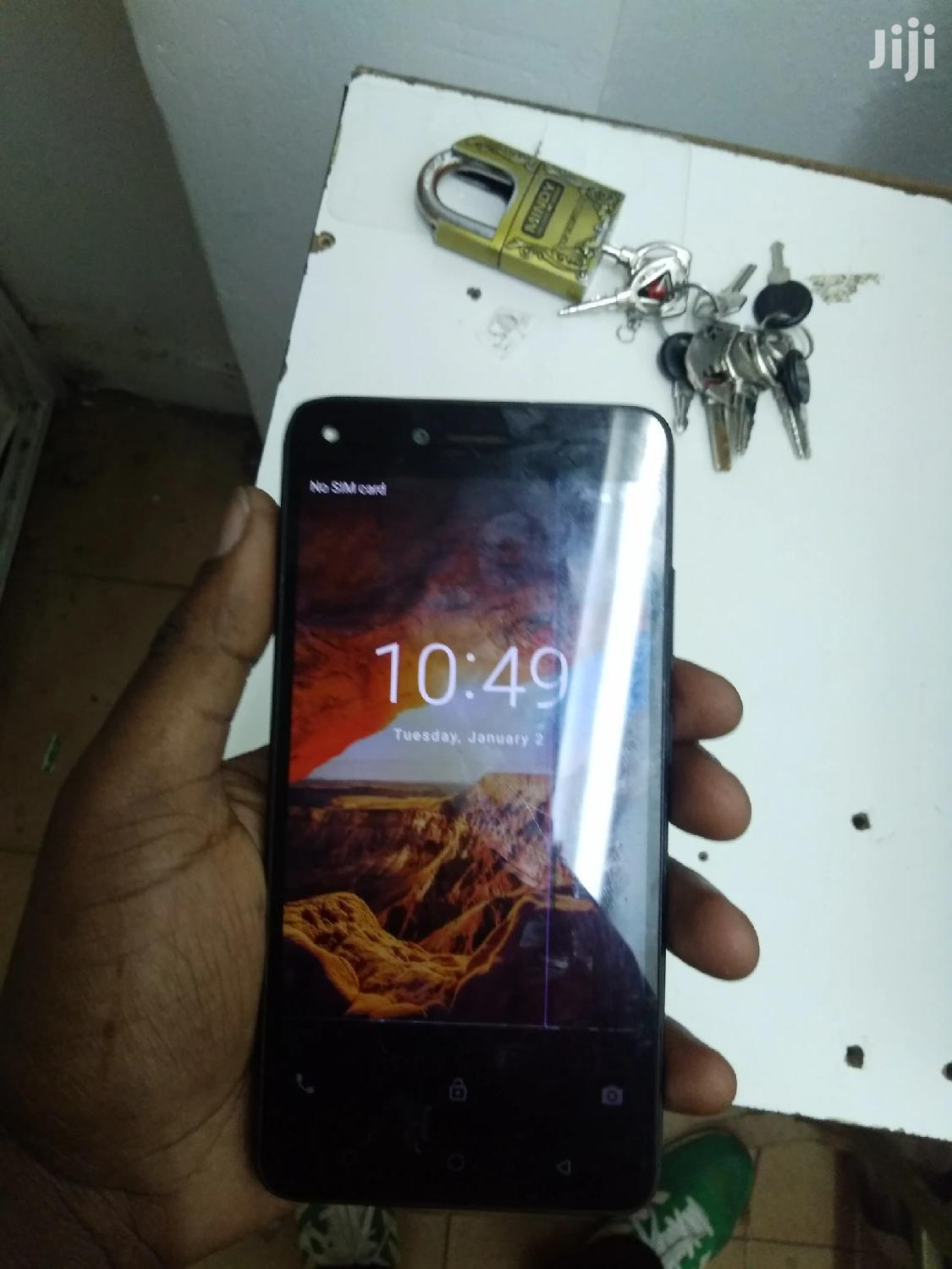 Tecno Spark K7 16 GB Black
