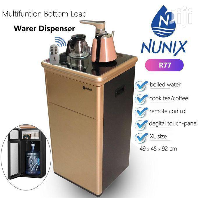 Nunix Bottom Load Remote Controlled Water Dispenser