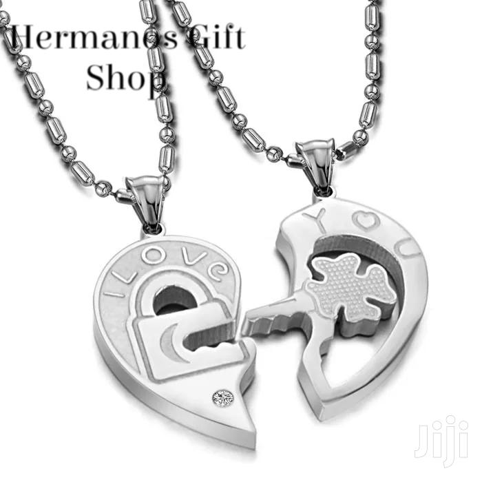 Customized Couples/Friendship Gift Necklaces