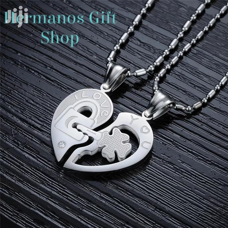 Customized Couples/Friendship Gift Necklaces | Jewelry for sale in Nairobi Central, Nairobi, Kenya