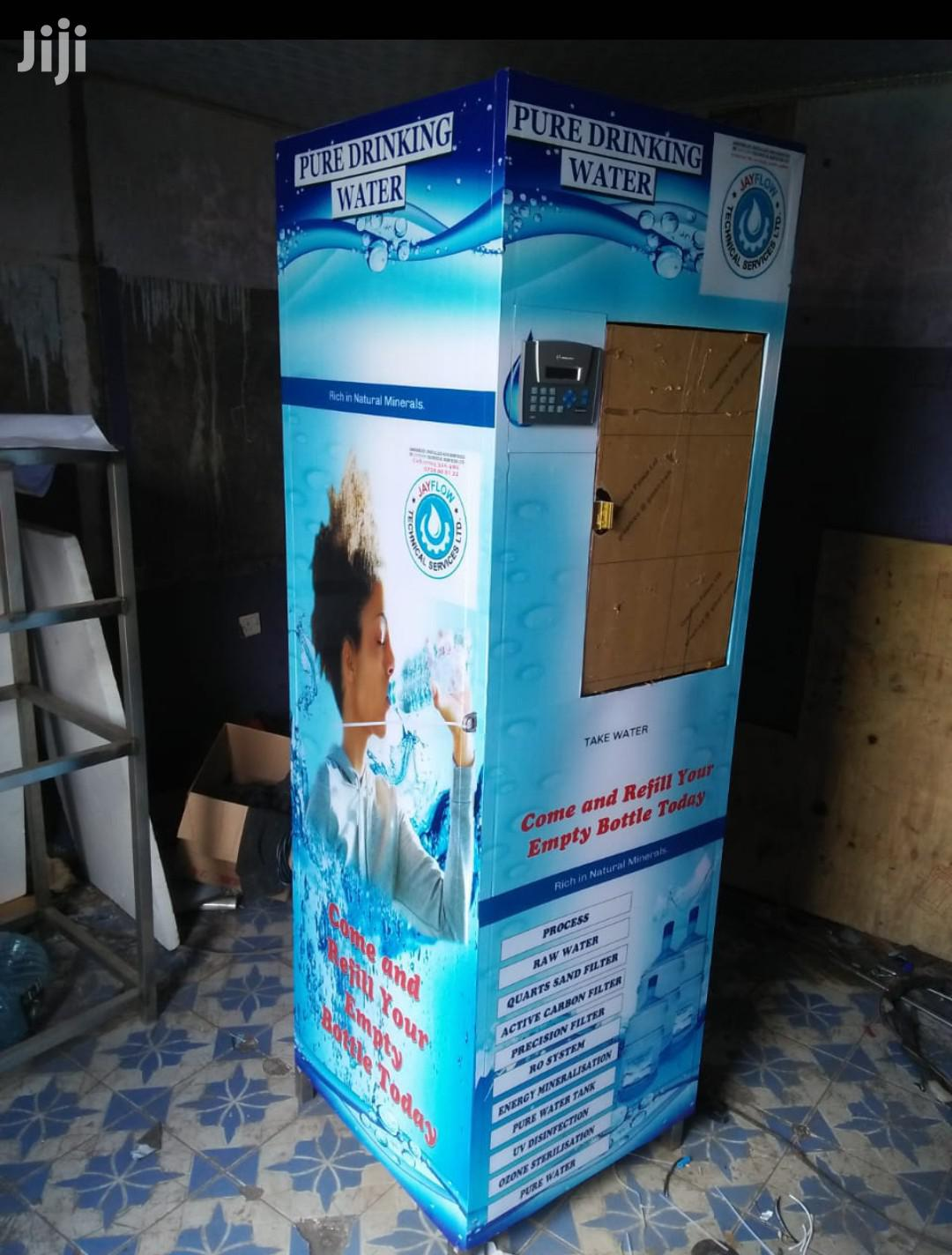 Water ATM Machine | Store Equipment for sale in Ruiru, Kiambu, Kenya