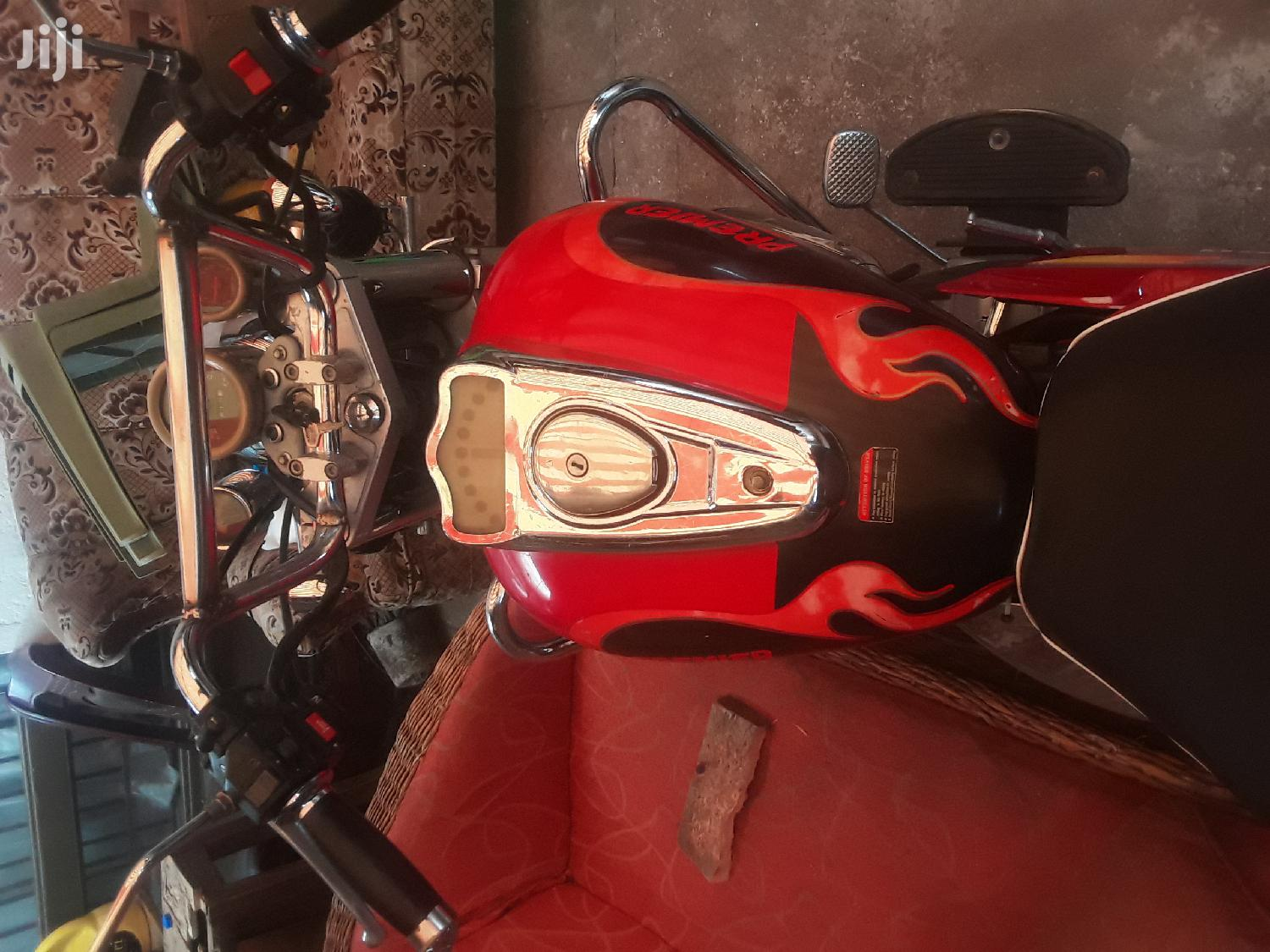 Archive: Custom Built Motorcycles 2014 Red