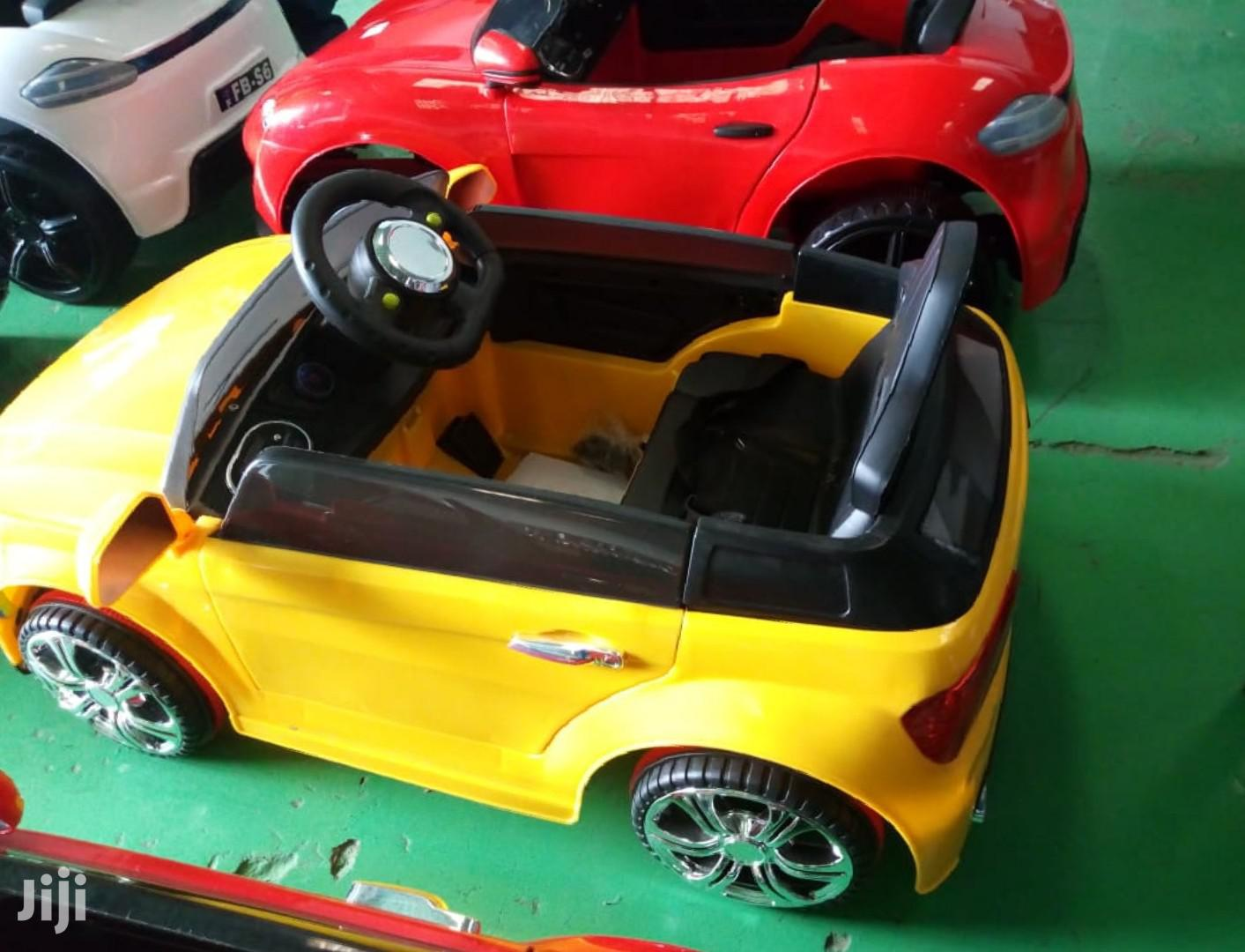 Archive: Kids Drive Toy Cars