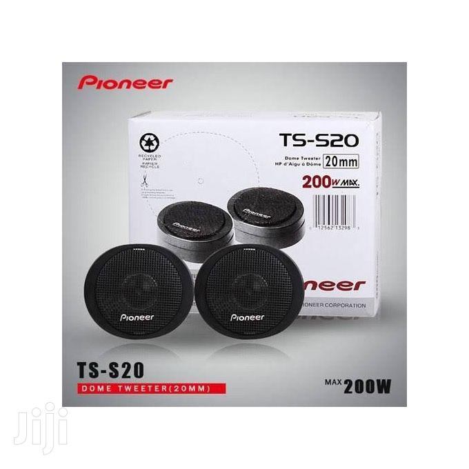 Archive: Original And Quality Ts S20 Pioneer