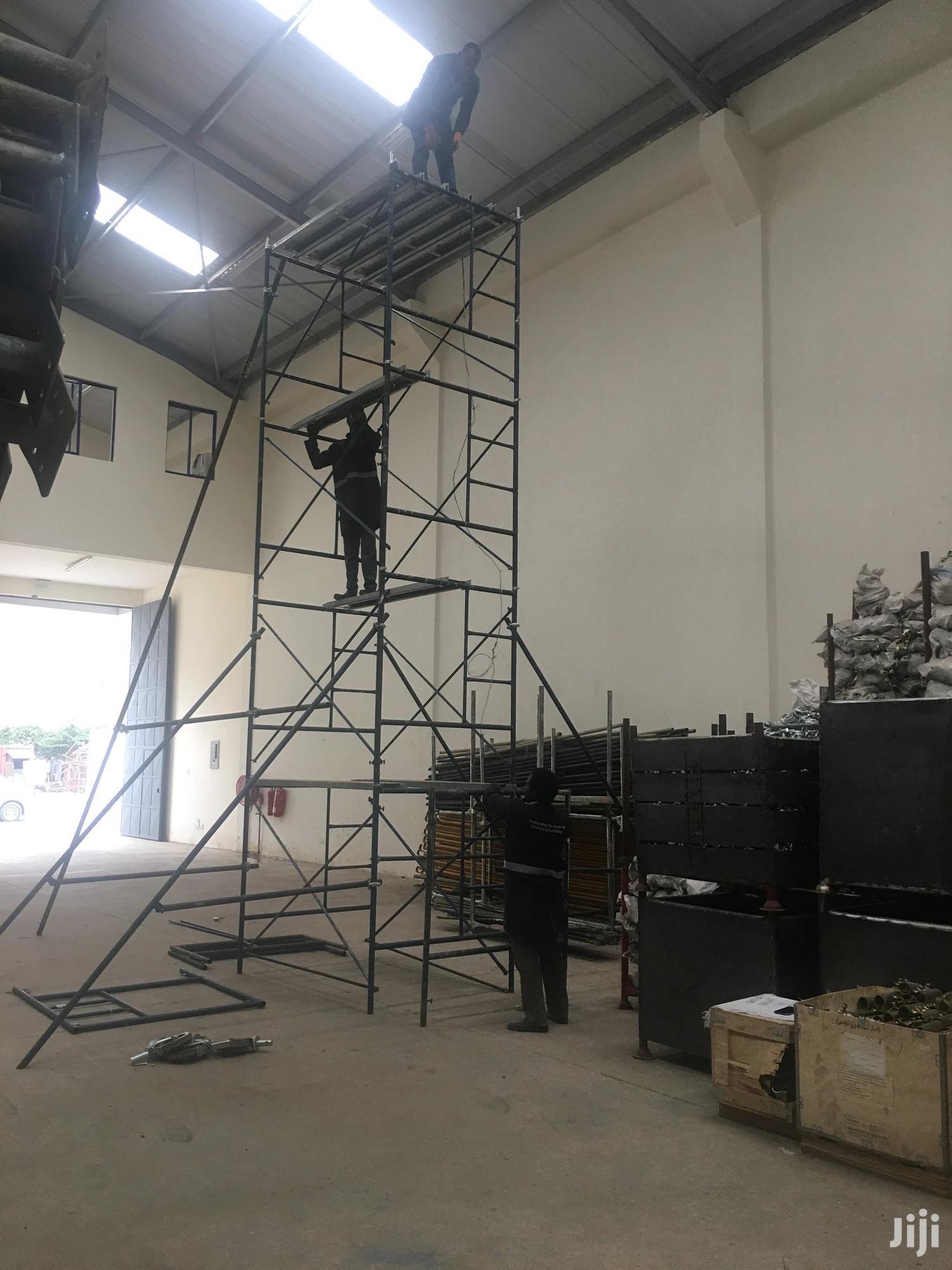 Scaffolding Ladders For Hire On Weekly Basis Available   Other Repair & Construction Items for sale in Kitengela, Kajiado, Kenya