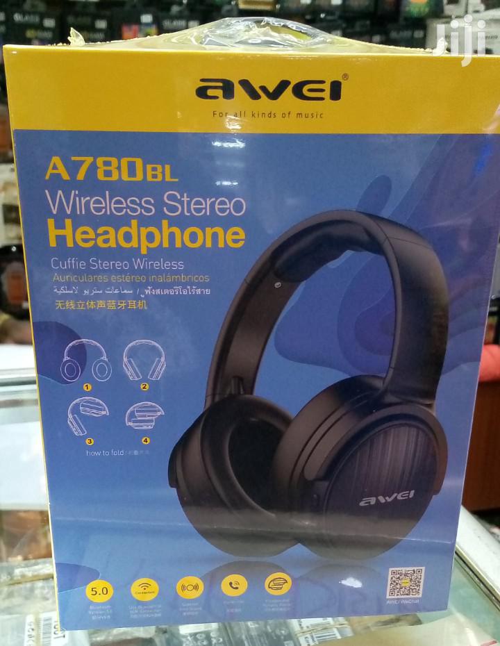 Awei A780BL Bluetooth Headset.