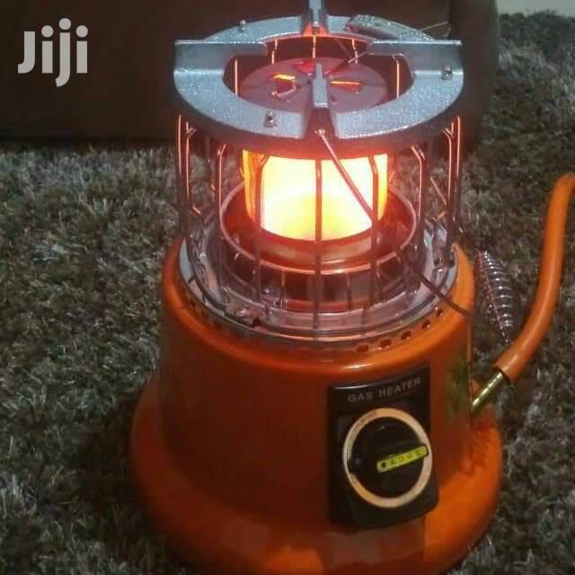 Gas Heater/Cooker