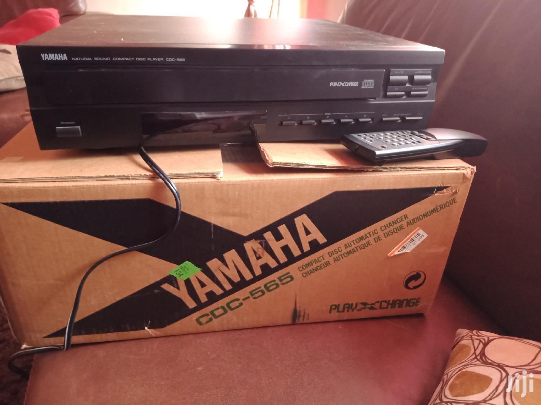 Yamaha 5CD Changer