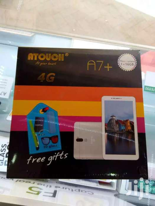 Kids Tablets Atouch A7+ Model 16gb 1GB Ram 4G Lte Dual Sim DELIVERY