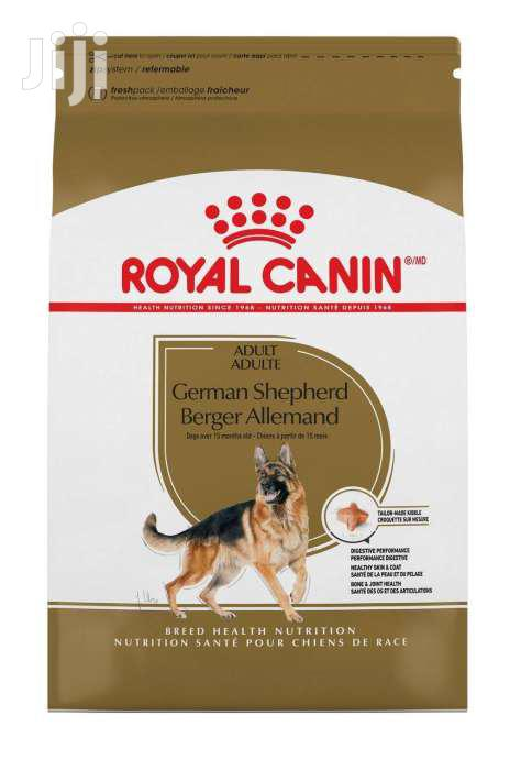 Royal Canin German Shepherd Adult Dry Dog Food (12kg)