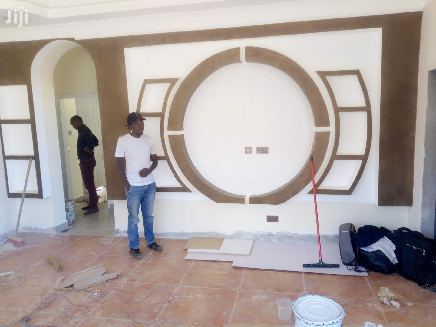 Gypsum Ceiling and Tv Cabinets | Building & Trades Services for sale in Nairobi Central, Nairobi, Kenya