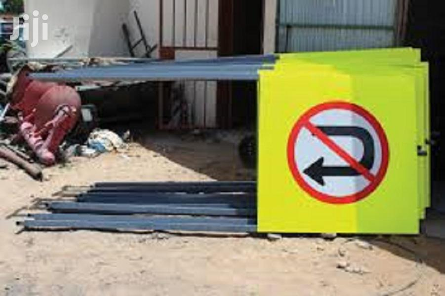 Road Signs, Directional Reflective Signs, Stand Alone Signs | Manufacturing Services for sale in Kahawa West, Nairobi, Kenya
