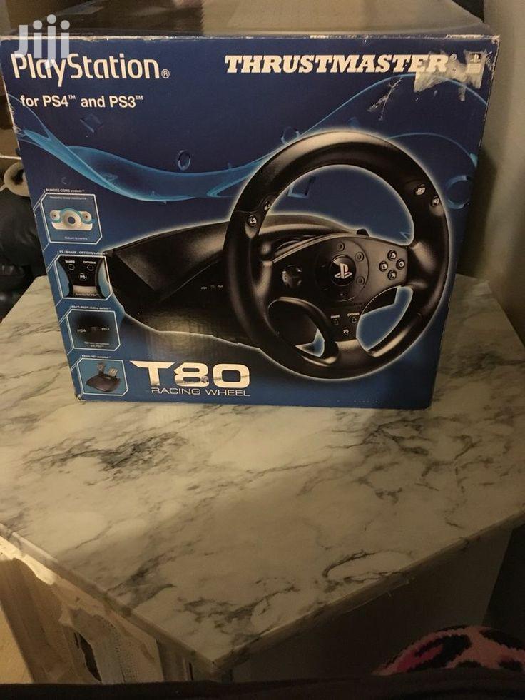Racing Wheel Thrustmaster T80