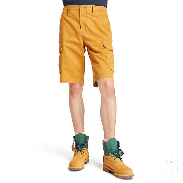 Men Designer Cargo Shorts