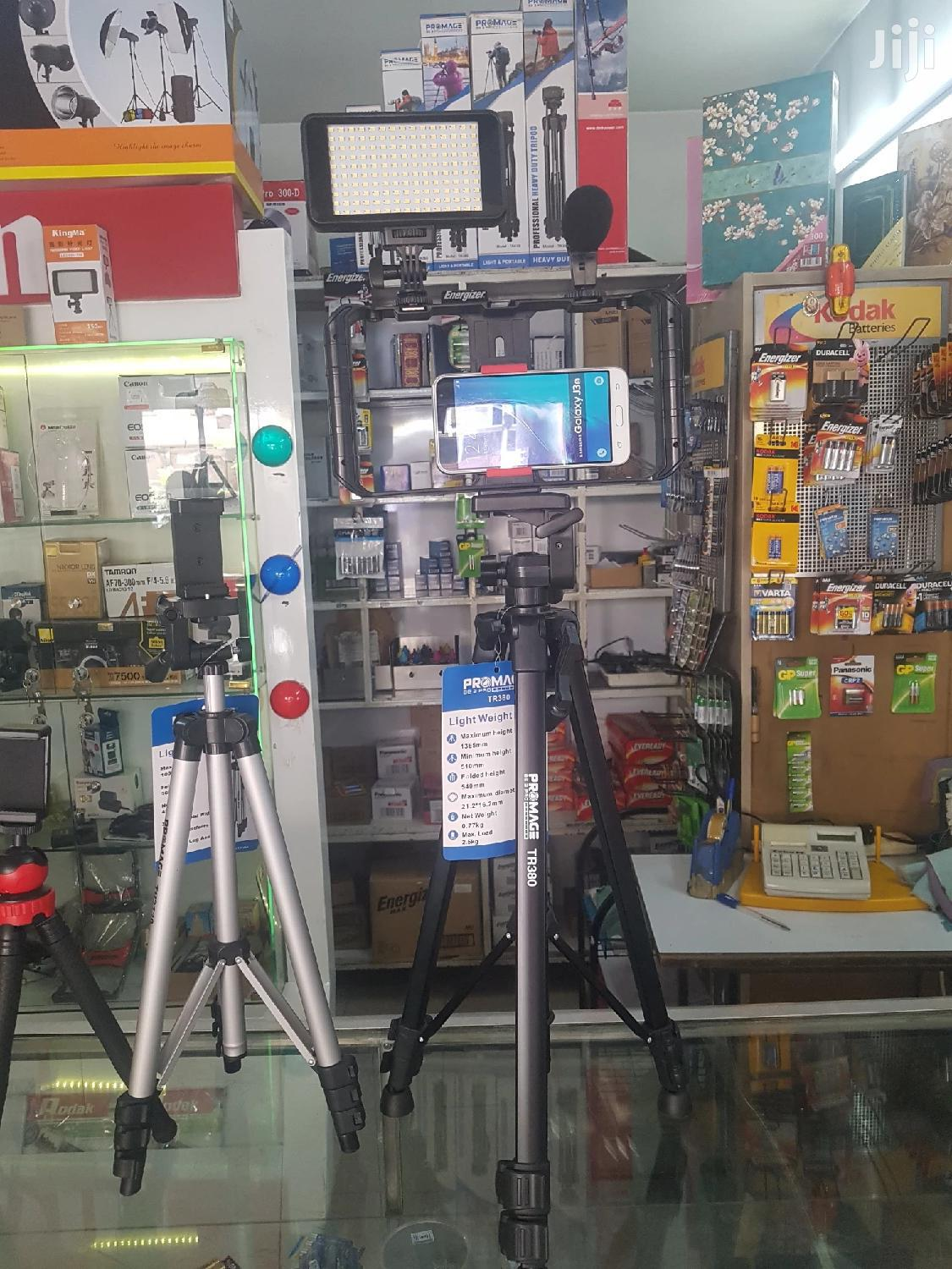 Promage Tripod Camera Stands   Accessories & Supplies for Electronics for sale in Nairobi Central, Nairobi, Kenya