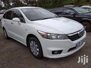 Honda Stream 2008 White
