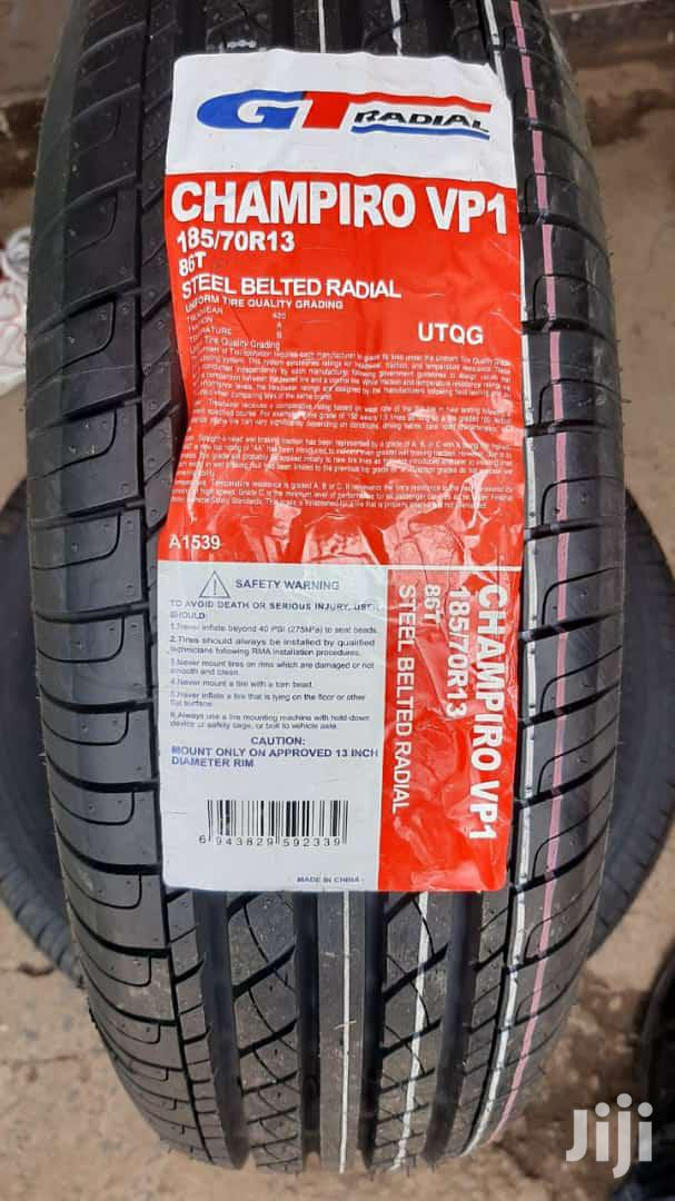 185/70r13 Champiro Tyre's Is Made in China