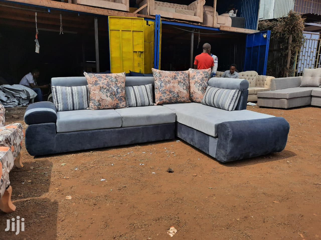 Modern L Seat Sofa