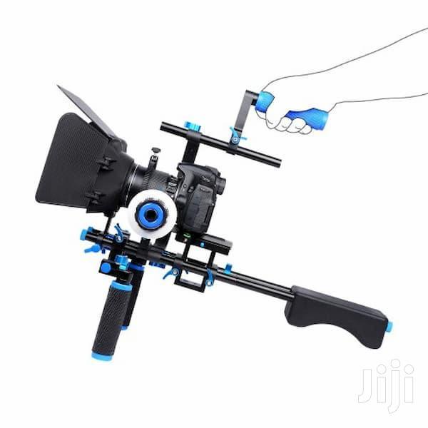 Archive: YELANGU D204 DSLR Camera Shoulder Rig Video Stabilizer