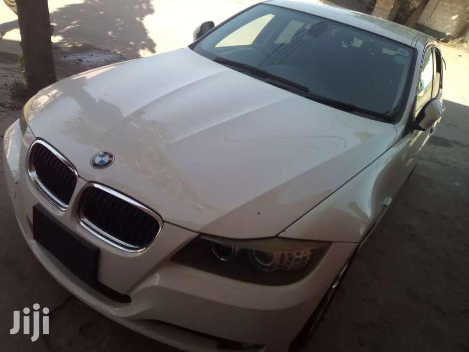 BMW 320i 2012 White