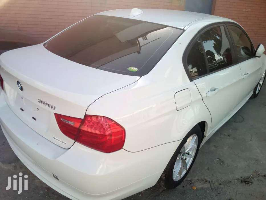 BMW 320i 2012 White   Cars for sale in Mvita, Mombasa, Kenya