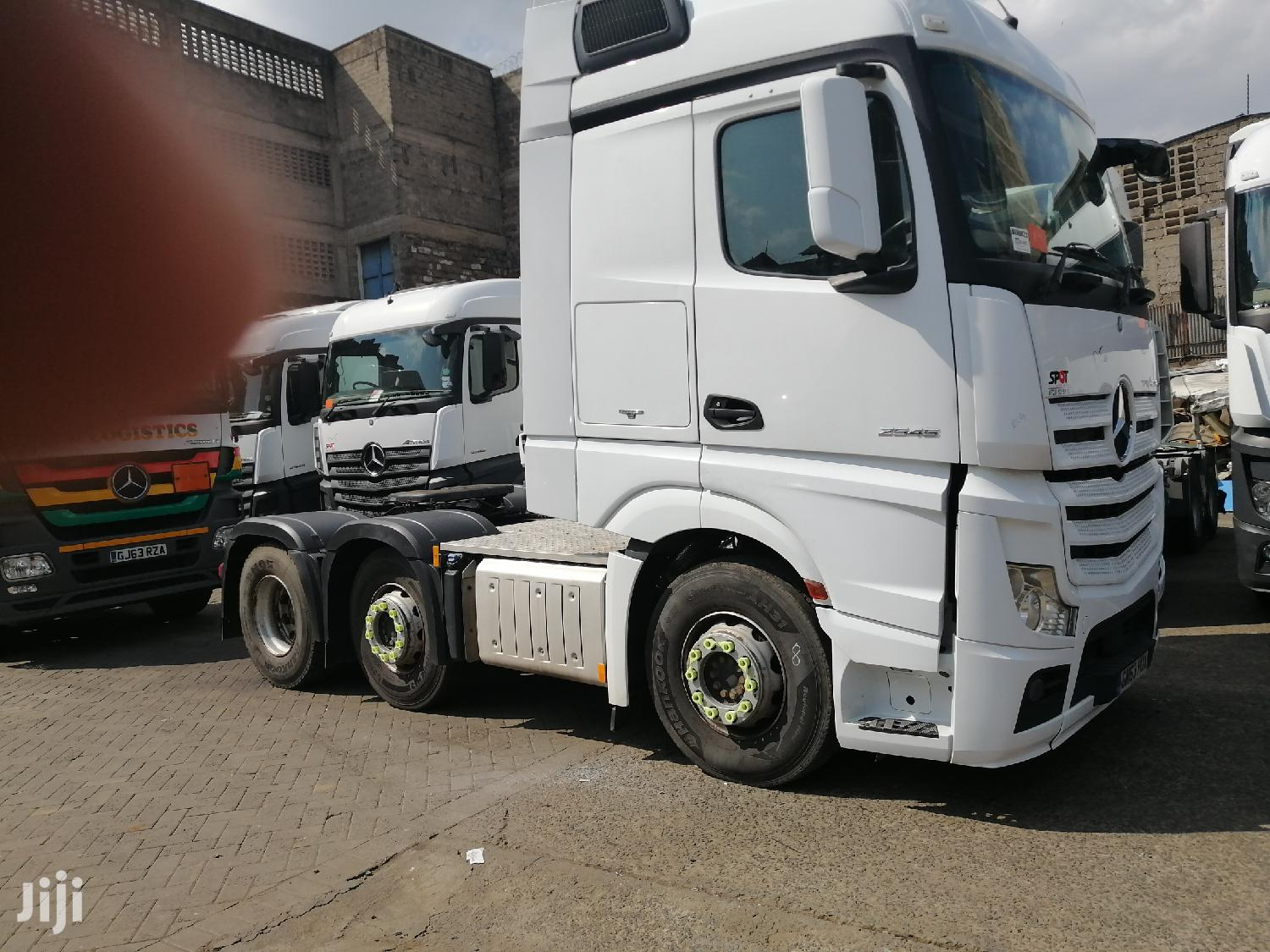 Archive: Mercedes Benz Actros Mp4s Available for Sale