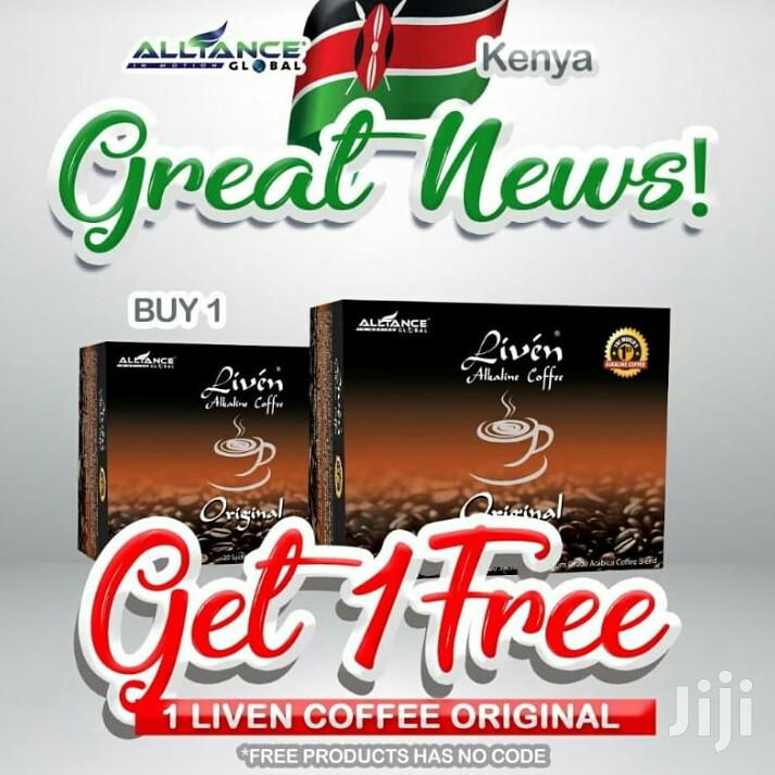 Archive: Liven Alkaline Coffee