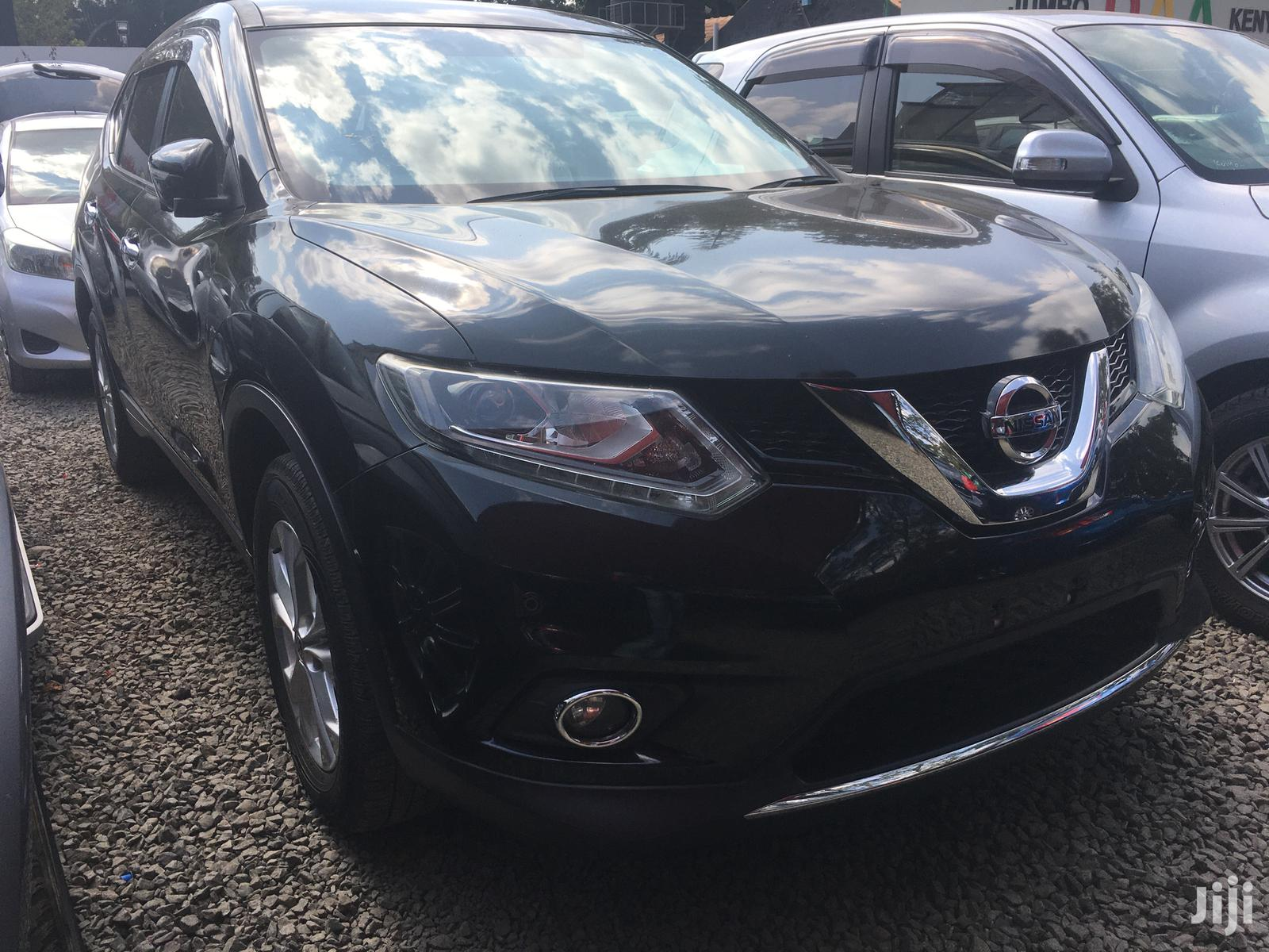 Nissan X-Trail 2014 Black