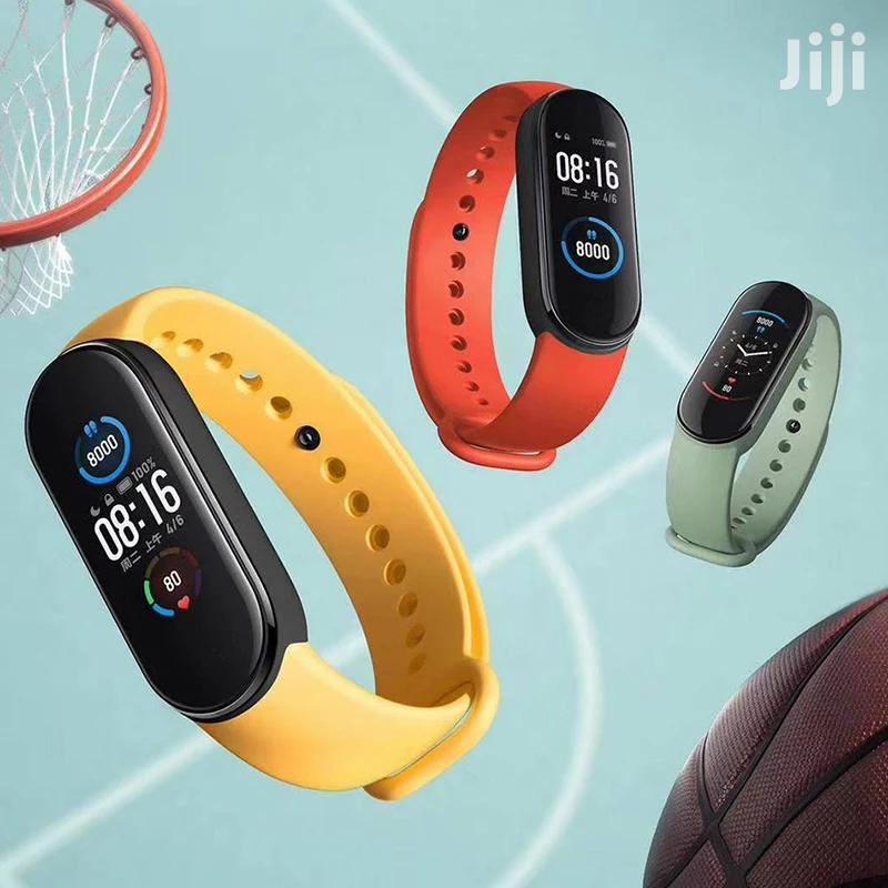 Xiaomi Mi Band 5 Wristband 4 Touch Screen Smart Bracelet | Smart Watches & Trackers for sale in Nairobi Central, Nairobi, Kenya