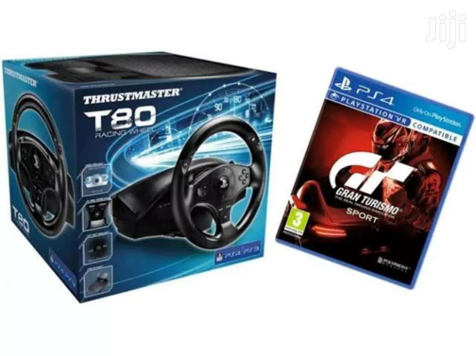 Ps4 Racing Wheel | Video Game Consoles for sale in Nairobi Central, Nairobi, Kenya