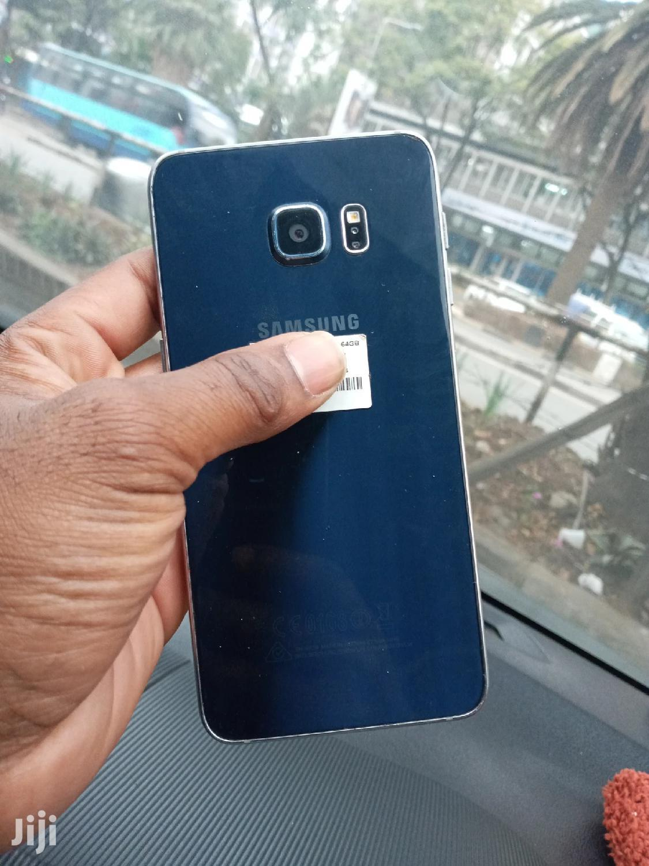 Archive: Samsung Galaxy S6 Edge Plus 64 GB Blue