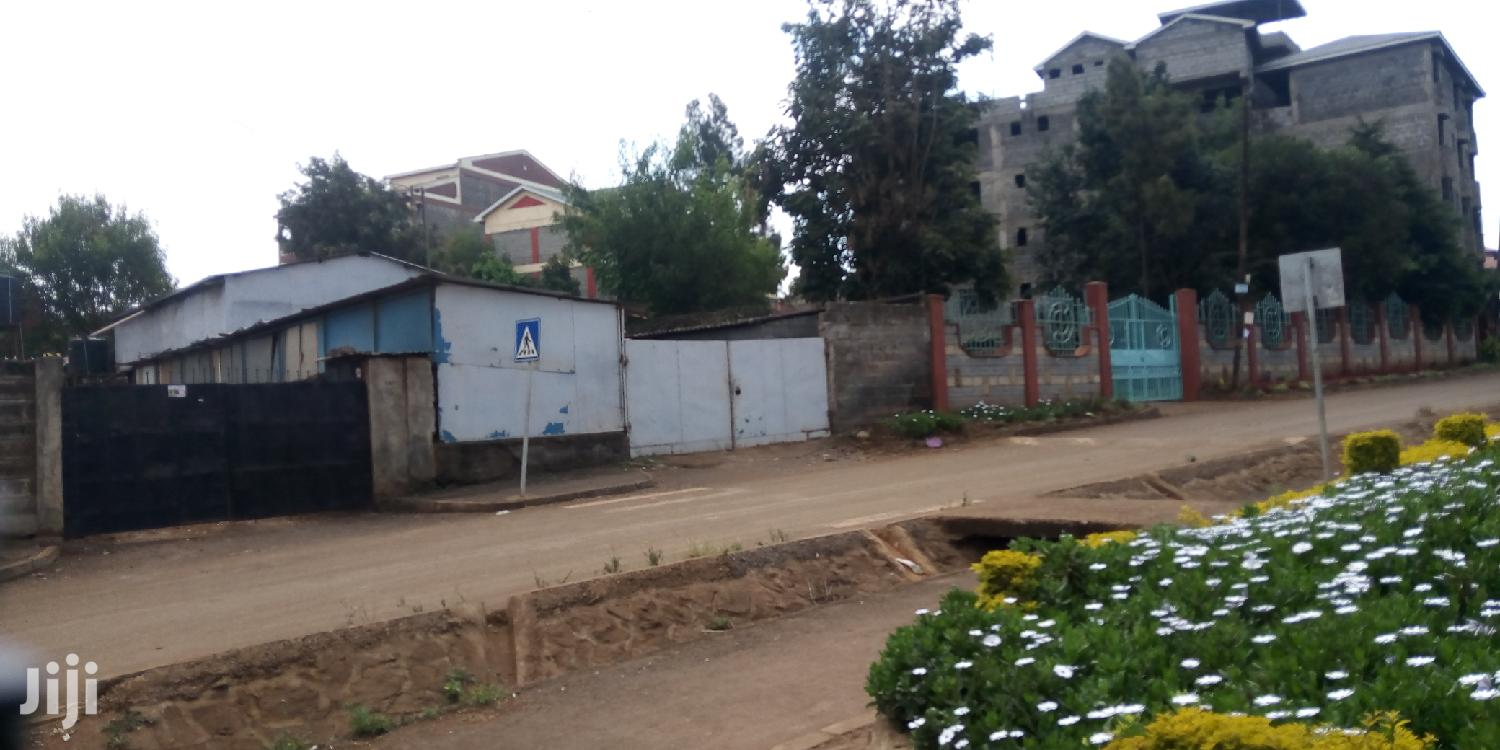 Archive: Plot To Lease In Kikuyu Town