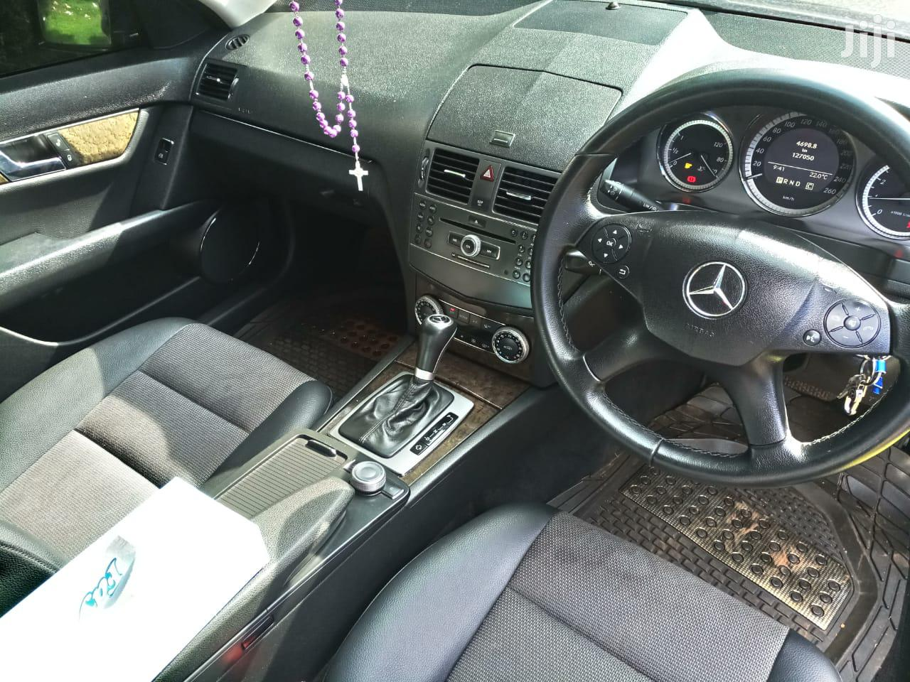 Archive: Mercedes-Benz C200 2010 Black