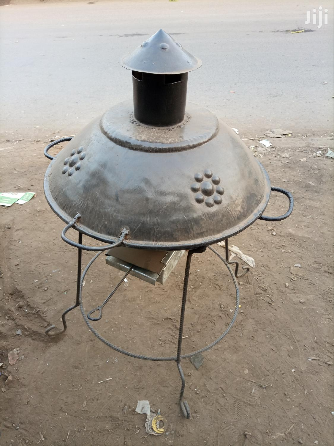 Round Grill Jiko(Barbeque) | Kitchen Appliances for sale in Nairobi Central, Nairobi, Kenya
