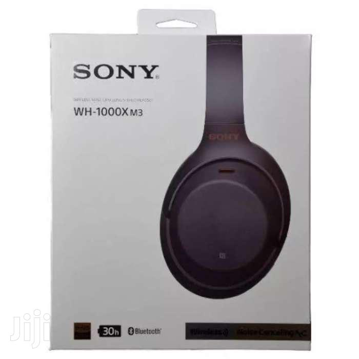 Sony Noise Cancelling WH1000XM3