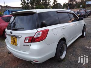 Subaru Exiga 2009 White