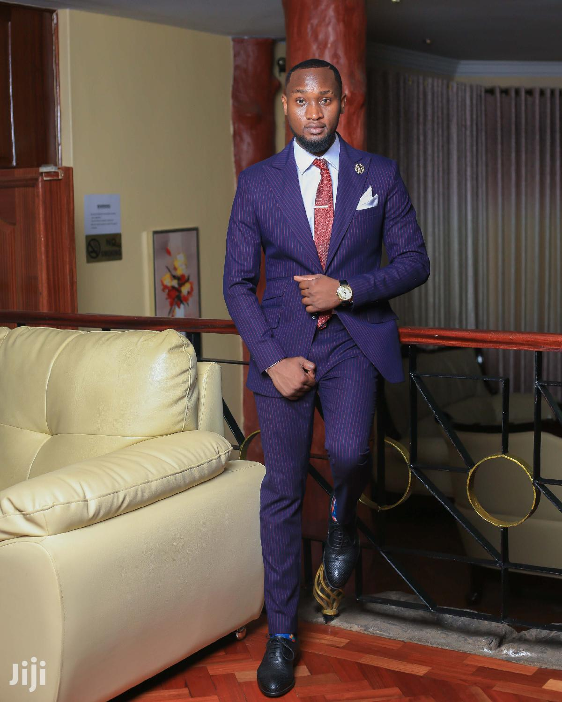 Men Slim Fit Suits
