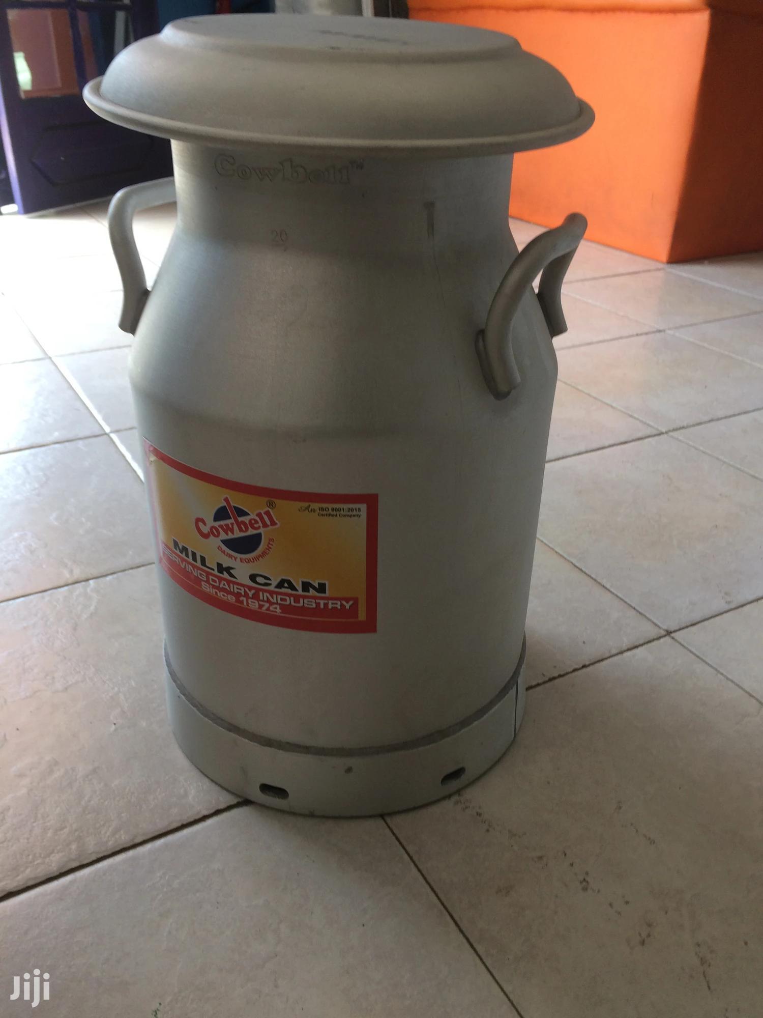 20 Liters Aluminium Cans