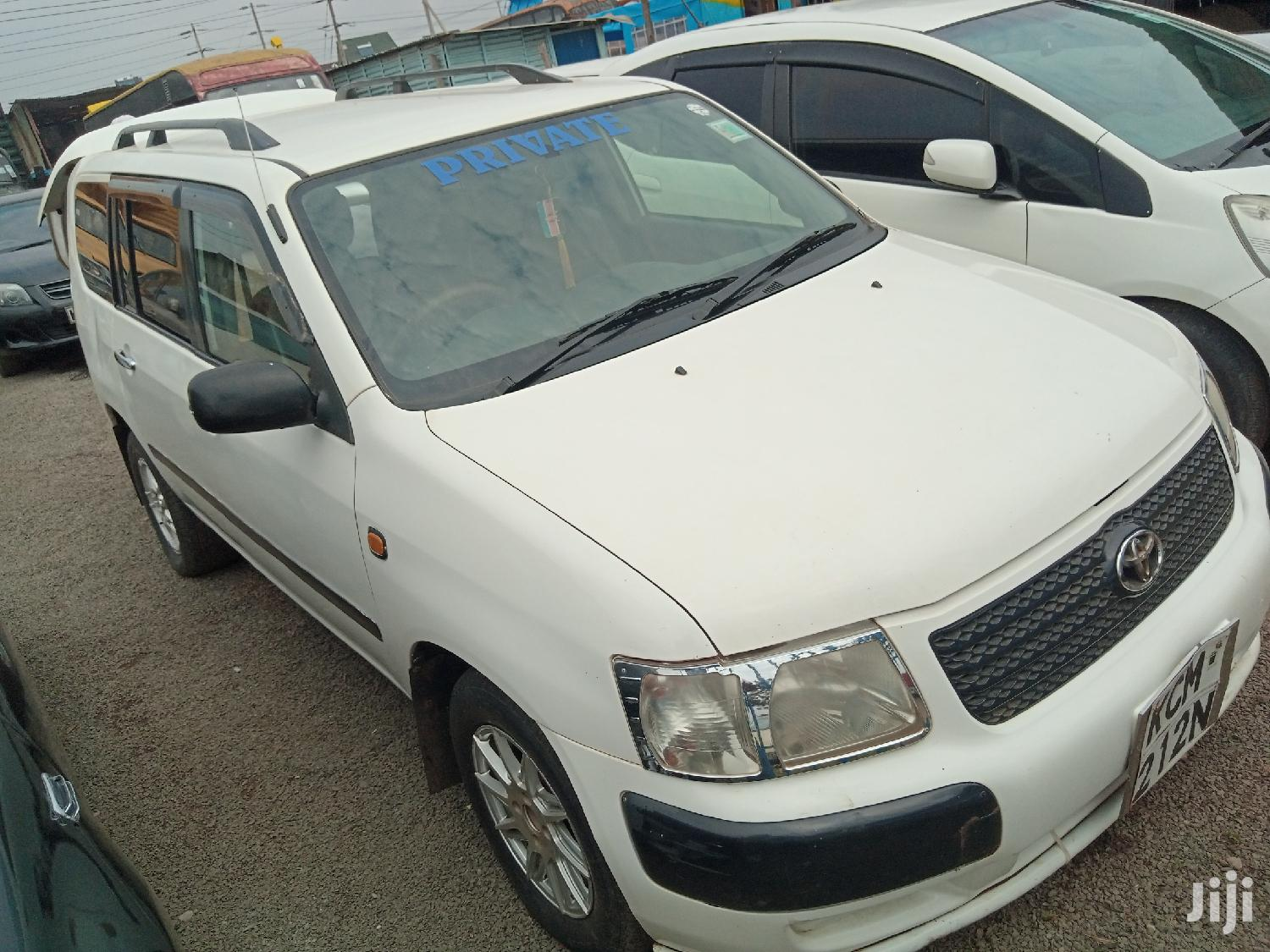 Toyota Succeed 2010 White | Cars for sale in Komarock, Nairobi, Kenya