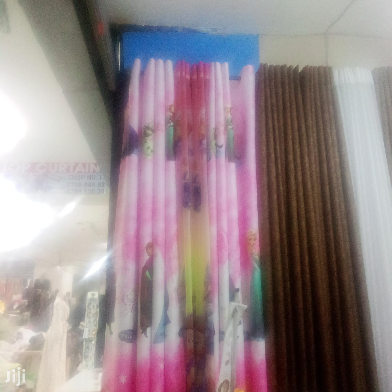 Archive: Customized Curtains