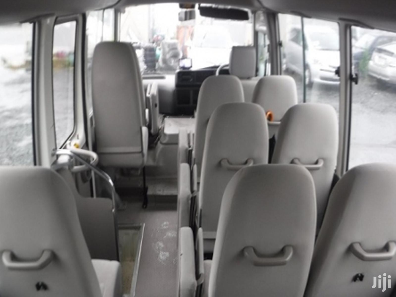 Archive: Toyota Coaster 2013