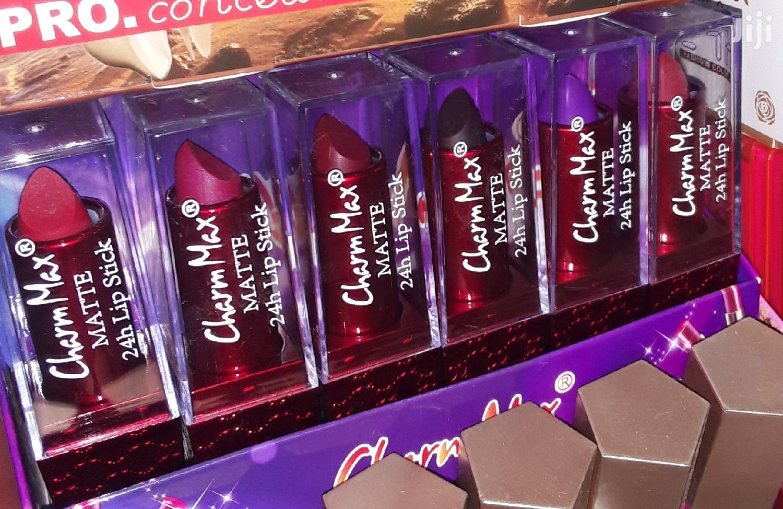 Liquid/Stick Lipstick/Sleek/Charm/Black Up | Makeup for sale in Nairobi Central, Nairobi, Kenya