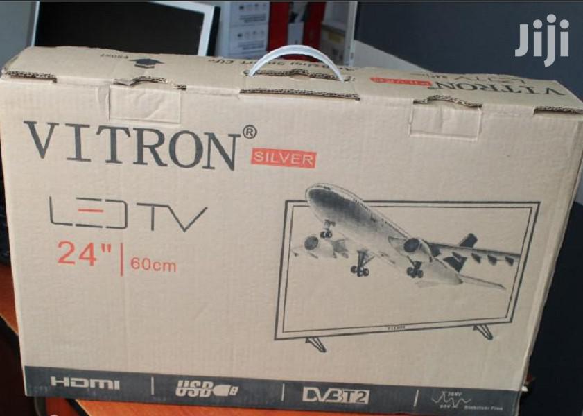Archive: 24 Inch Digital In-built Decorder LED VITRON TV